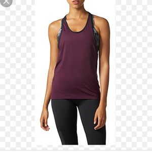 Adidas Performer Strappy tank size S